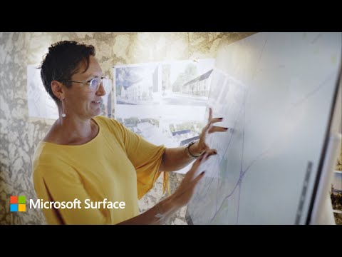 Surface Hub 2S improves collaboration and recruitment in Burlöv Municipality