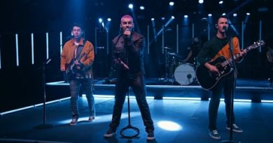 Behind the Jonas Brothers Virtual Performance: Yoga-in-Action