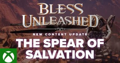 Bless Unleashed - The Spear of Salvation [Major Content Update]