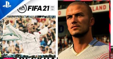 FIFA 21 - Beckham is Back | PS5, PS4