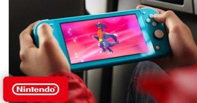 Nintendo Switch My Way - Pokémon Sword and Pokémon Shield Expansion Pass