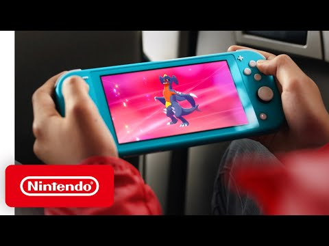 Nintendo Switch My Way - Pokémon Sword and Pokémon Shield Expansion Pass