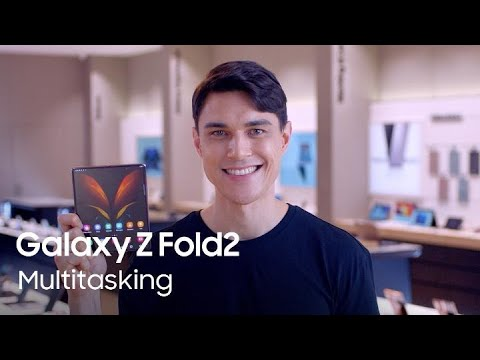 Galaxy Z Fold2: How to Multitask effectively   Samsung