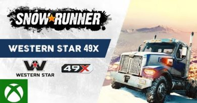 SnowRunner - The All-New Western Star 49X