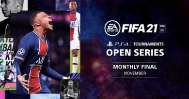 FIFA 21 : Monthly Finals EU : PS4 Tournaments Open Series