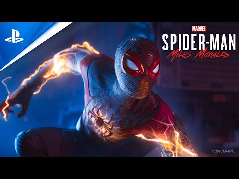 Marvel's Spider-Man: Miles Morales – Be Yourself TV Commercial   PS5, PS4