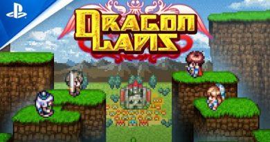 Dragon Lapis - Official Trailer | PS4