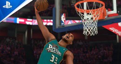 NBA 2K21 - MyTEAM: IDOLS Series I - Grant Hill Pack | PS4