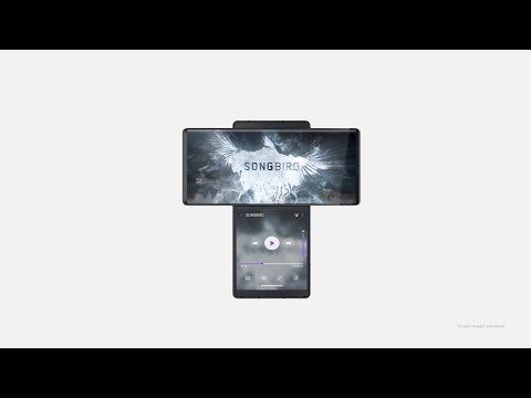 LG WING X SONGBIRD 30s Trailer