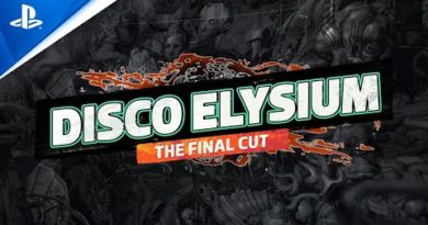 Disco Elysium - The Final Cut - The Game Awards: Announcement Trailer   PS5, PS4