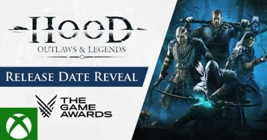 Hood: Outlaws & Legends - Release Date Reveal Trailer | The Game Awards 2020