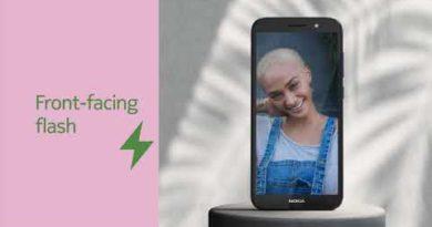 Nokia C1 Plus - Brighten Your Day