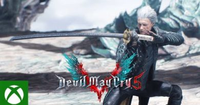 Devil May Cry 5 Special Edition Vergil DLC Trailer