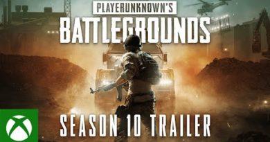 PUBG - Season 10 Gameplay trailer