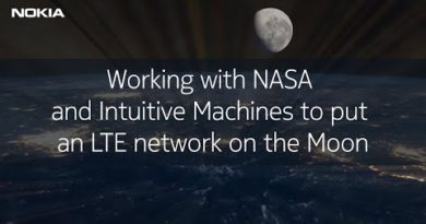 Working with NASA and Intuitive Machines to put an LTE network on the moon
