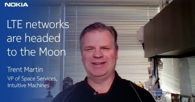 Intuitive Machines', Trent Martin, explains how LTE could change space exploration