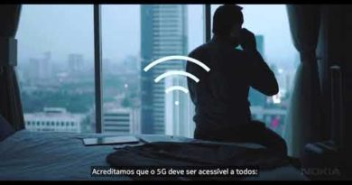 Está é a Nokia Brasil