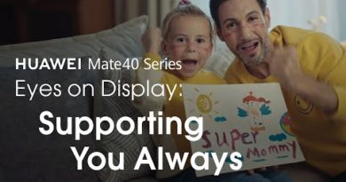 HUAWEI Mate 40 Series - Eyes on Display: Supporting You Always