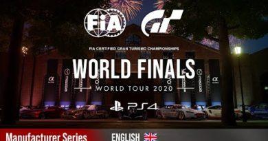 FIA Gran Turismo Championships 2020 | Manufacturer Series | World Finals | Finals [ENGLISH]