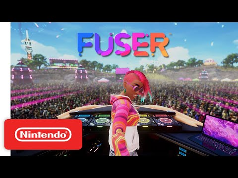 FUSER - Accolades Trailer - Nintendo Switch