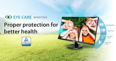 Proper protection for your eyes – Eye Care monitors | ASUS
