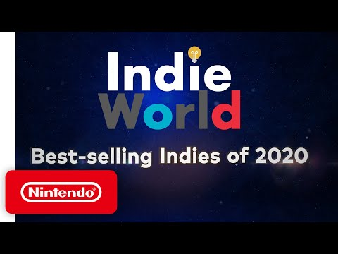 Indie World: Best-Selling Indie Games of 2020 on Nintendo Switch