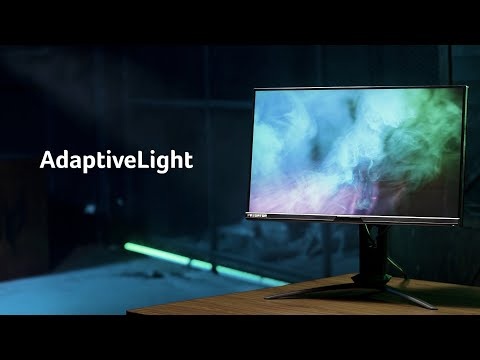 Acer VisionCare – AdaptiveLight | Acer