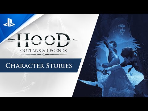 Hood: Outlaws & Legends - The Hunter: Character Story Trailer | PS5, PS4