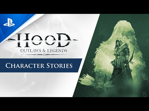 Hood: Outlaws & Legends - The Ranger: Character Story Trailer | PS5, PS4