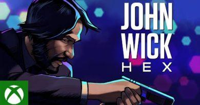 John Wick Hex - Behind The Scenes Featurette