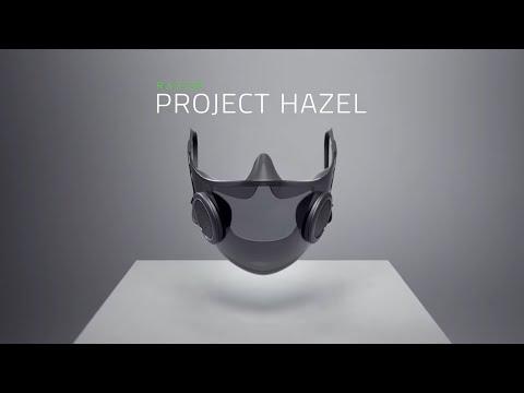 Project Hazel | World's Smartest Mask