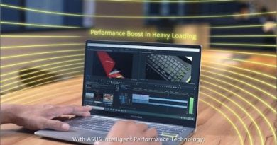 Up to 40% performance boost - ASUS Intelligent Performance Technology (AIPT)