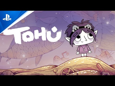Tohu - Animated Trailer | PS4