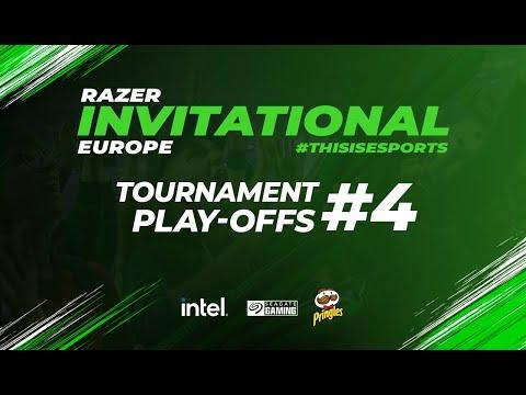 Razer Invitational - Europe | Tournament #4 Play-offs