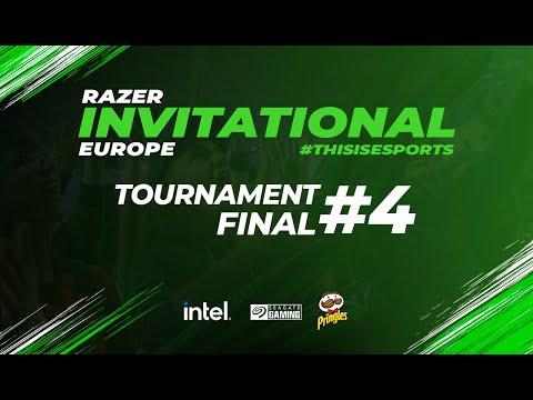 Razer Invitational - Europe | Tournament #4 Finals