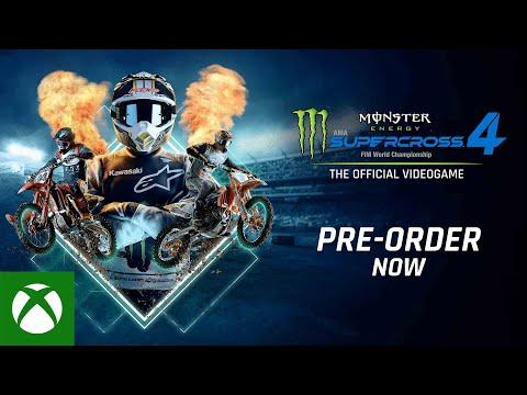 Supercross 4 | Kick Off Trailer