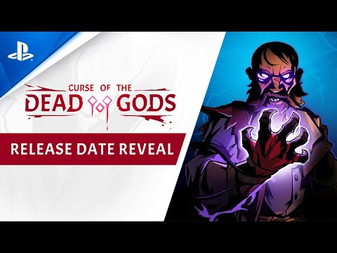 Curse of the Dead Gods - Release Date Reveal Trailer | PS4