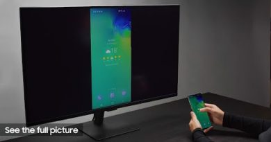 Smart Monitor: How to do it all on a bigger screen   Samsung