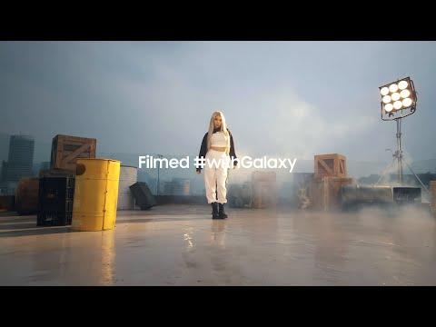 Galaxy S21 Ultra: Dance - Filmed #withGalaxy | Samsung