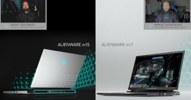 New Alienware m15 & m17 R4 | Product Walkthrough​