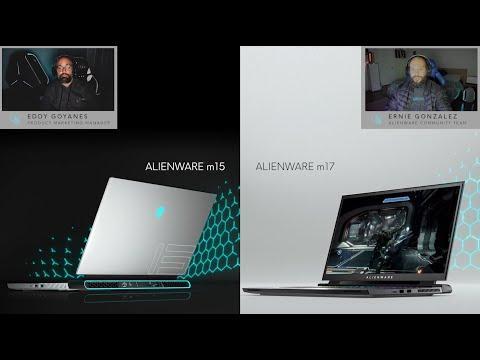 New Alienware m15 & m17 R4 | Product Walkthrough
