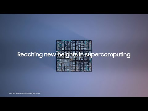 HBM Flashbolt (HBM2E): Reaching new heights in supercomputing   Samsung