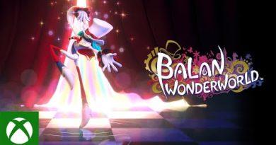 BALAN WONDERWORLD   True Happiness is an Adventure   Gameplay Trailer