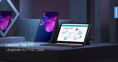 Lenovo Tab P11 Pro Product Tour – Upgrade to first class