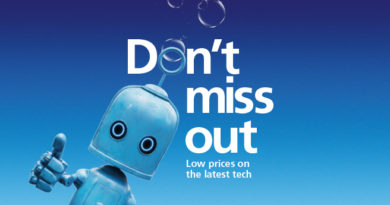Don't Miss Out:  O2's latest campaign helps the nation get the latest tech at low prices
