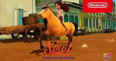 Spirit Lucky's Big Adventure - Announcement Trailer - Nintendo Switch