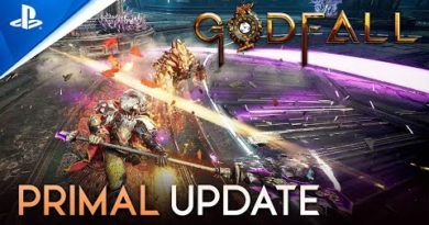 Godfall - Primal Update Trailer | PS5