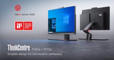 Introducing the ThinkCentre M90a & M70a. A Desktop You Define.