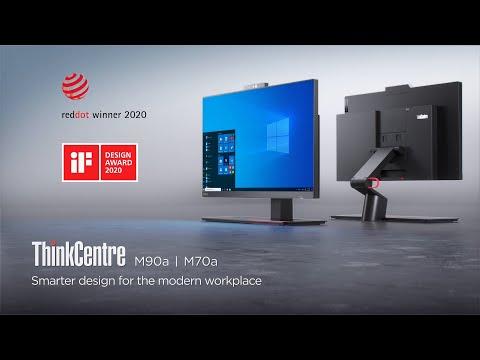 Introducing the ThinkCentre M90a & M70a. A Desktop You Define.