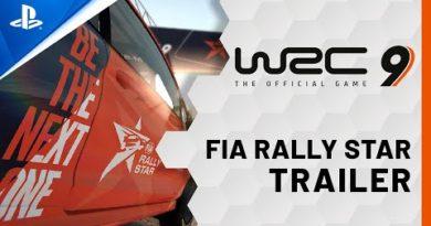 WRC 9 - FIA Rally Star Trailer | PS5, PS4